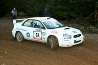Malcolm Wilson Rally, 3rd March 2007