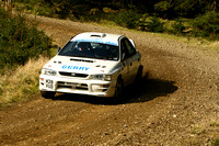 Border Counties Rally, 24th March 2007