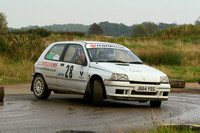 Harold Palin Memorial Stages Rally, 13th October 2007