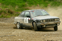 205 and BMW Gravel Test, 3rd June 2007