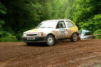Dukeries Rally, 16th June 2007
