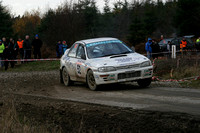Delacy Forest Rally, 15th November 2003