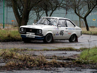 Oakington Stages Rally, 9th February 2003