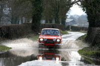 Tour of Cheshire Historic Road Rally Saturday 11th March 2006 by Tony Large