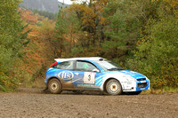 Cambrian Rally, Saturday 19th October by Simon Clarke