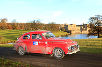 RAC Rally of the Tests 2017 cars 10 to 19