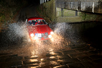 RAC Rally of the Tests 2017 cars 1 to 9