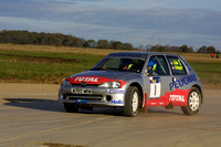 Prodrive Banbury Rally 10th November 2001 by Tony Large
