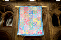 Romsey Quilting Exhibition 2014