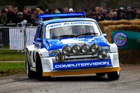 Rallying with Group B, Race Retro, 22nd February 2014 by Tony Large
